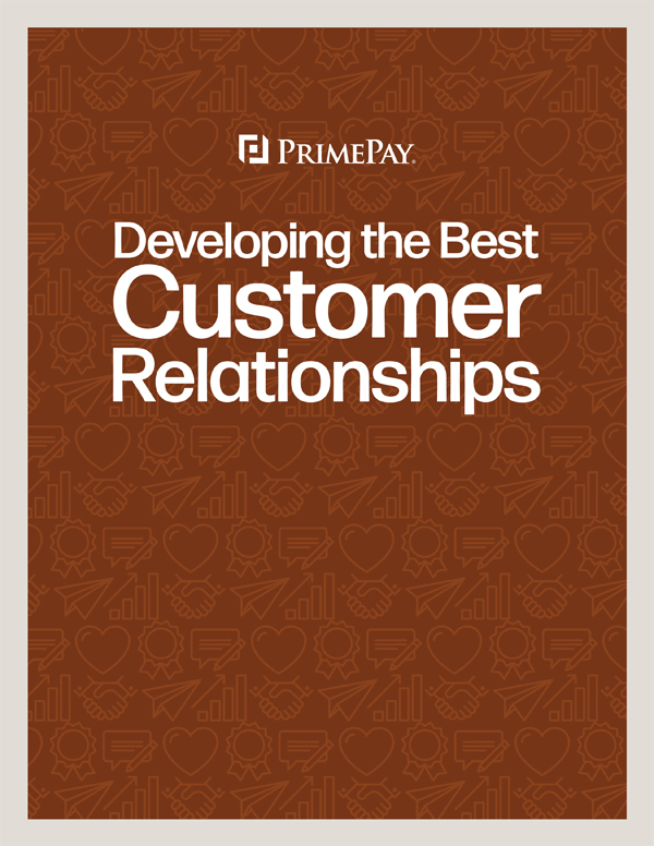 Developing the Best Customer Relationships