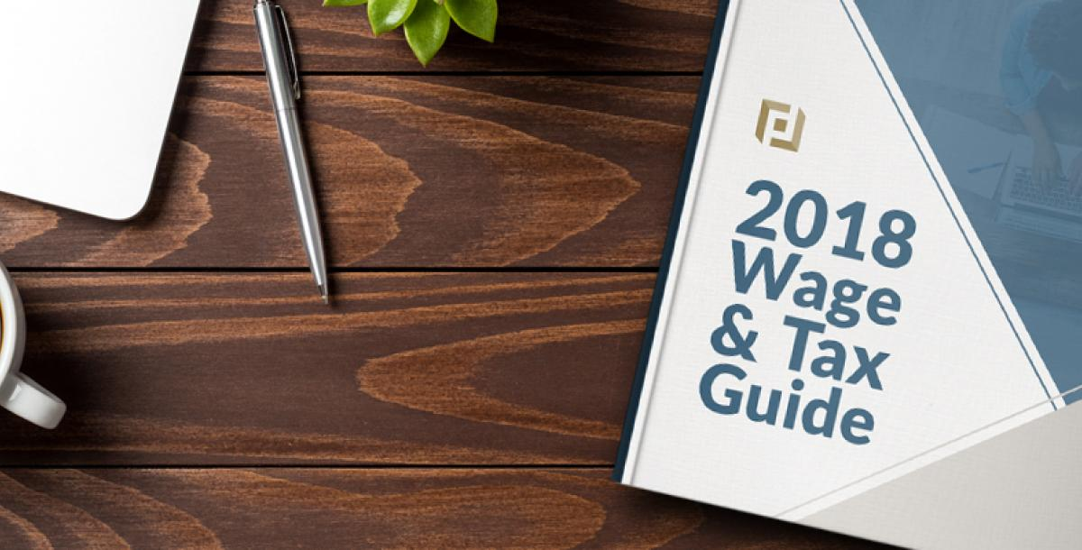 Free Download: 2018 Quick Wage & Tax Guide | PrimePay