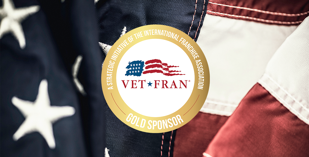 PrimePay Becomes a Gold Sponsor of VetFran