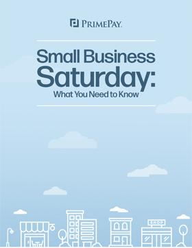 Small Business Saturday: What You Need To Know