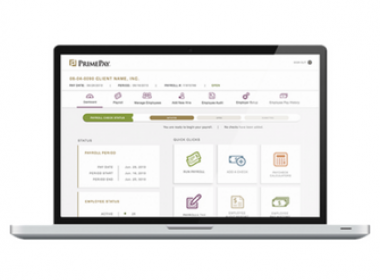 PrimePay's Upgraded Online Payroll System Adds Simplicity, Efficiency for SMBs