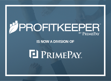 PrimePay Acquires Franchise Financial Analytics Company, ProfitKeeper