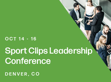 Sport Clips Leadership Conference