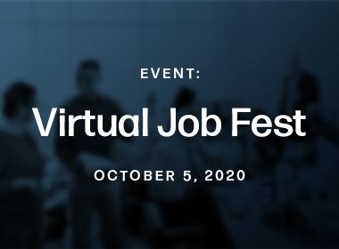Virtual Job Fest 2020: South