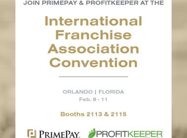 International Franchise Association Convention 2020